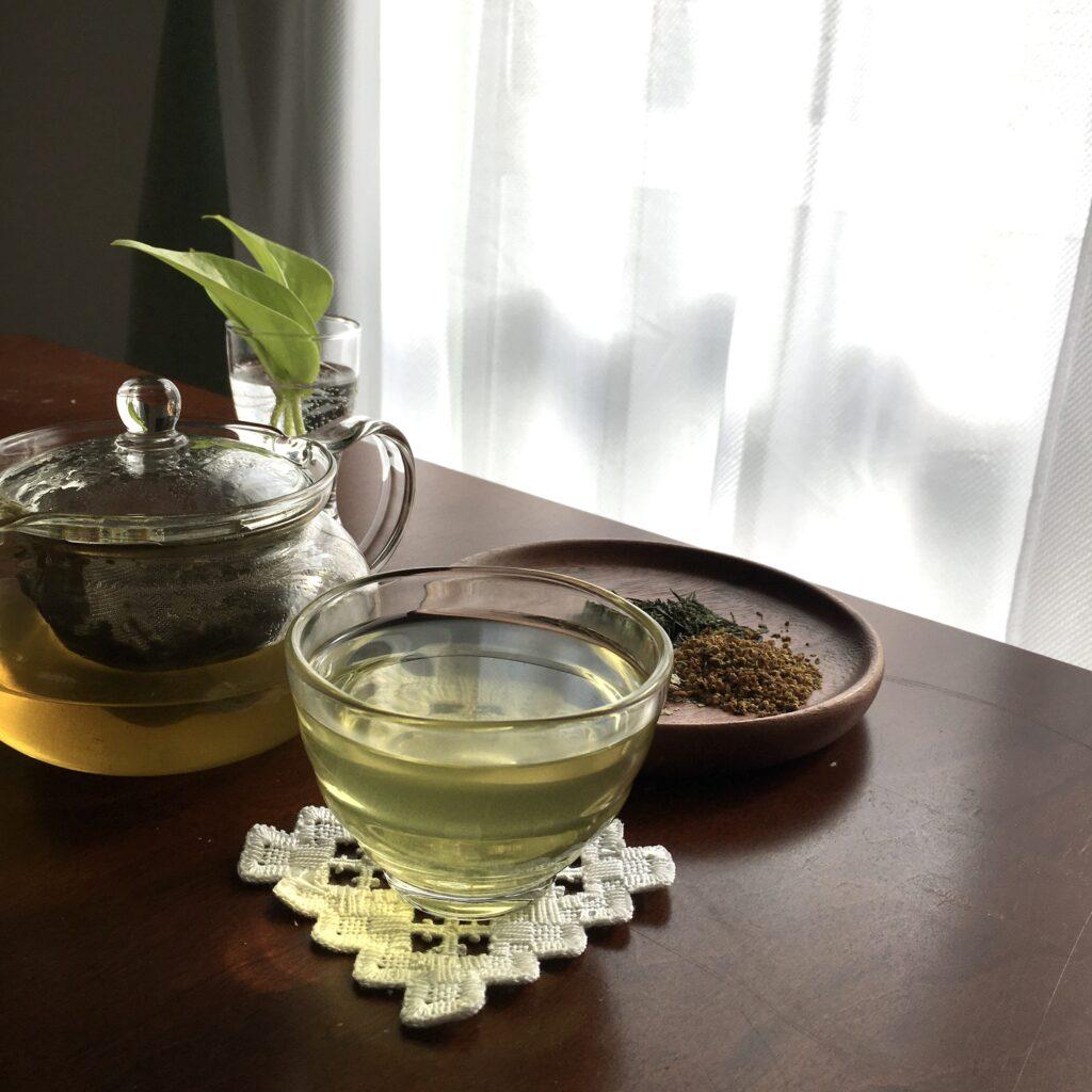 緑茶ブレンド
